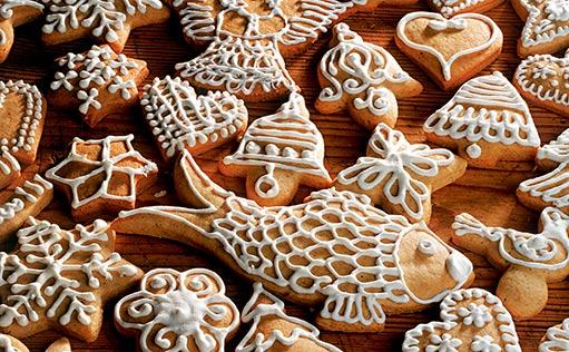 Рождественское печенье по-чешски