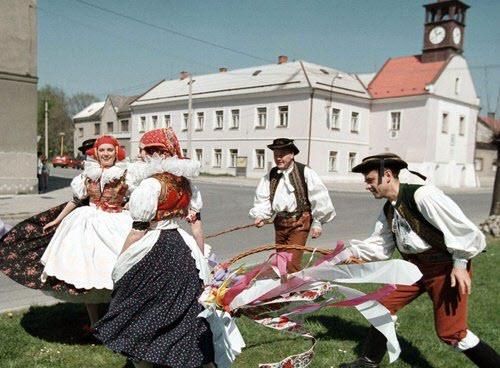 Католическая Пасха в Чехии
