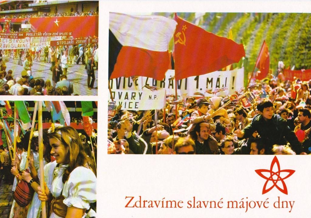 Праздник труда и солидарности в Чехии