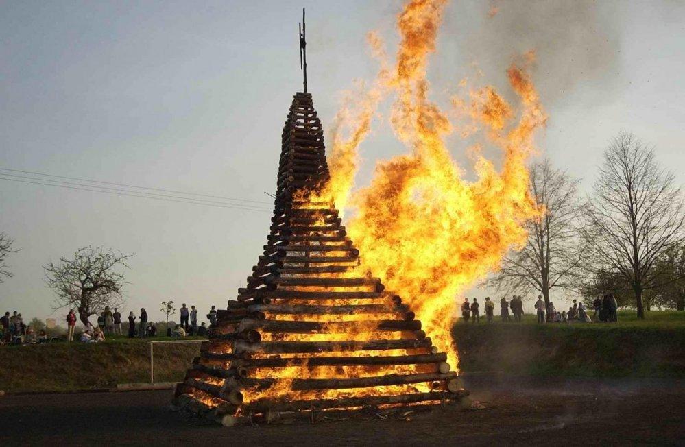 Праздник сжигания ведьм