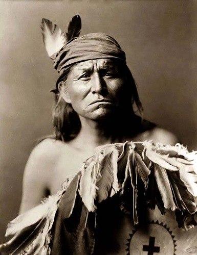 Легенда о старом индейце