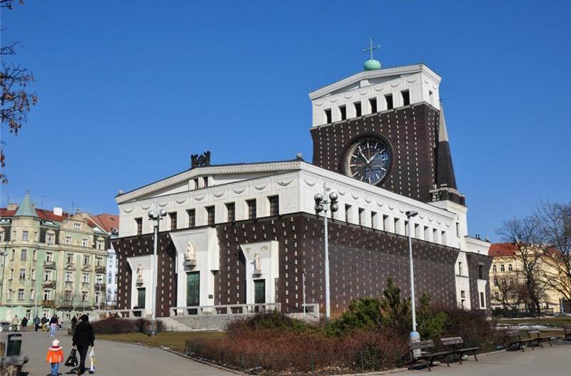 Плечник Йоже - словенский архитектор Пражского Града