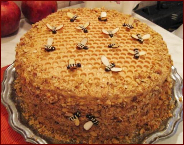 Торт «Медовник»