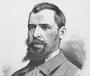 Чешский скульптор Йозеф Мысльбек