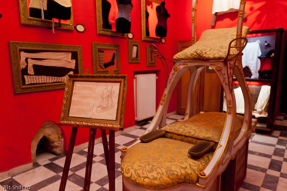 Музей секс-машин