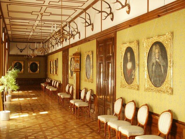 Крепость Босковице