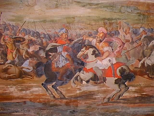 Мифическая битва при Оломоуце