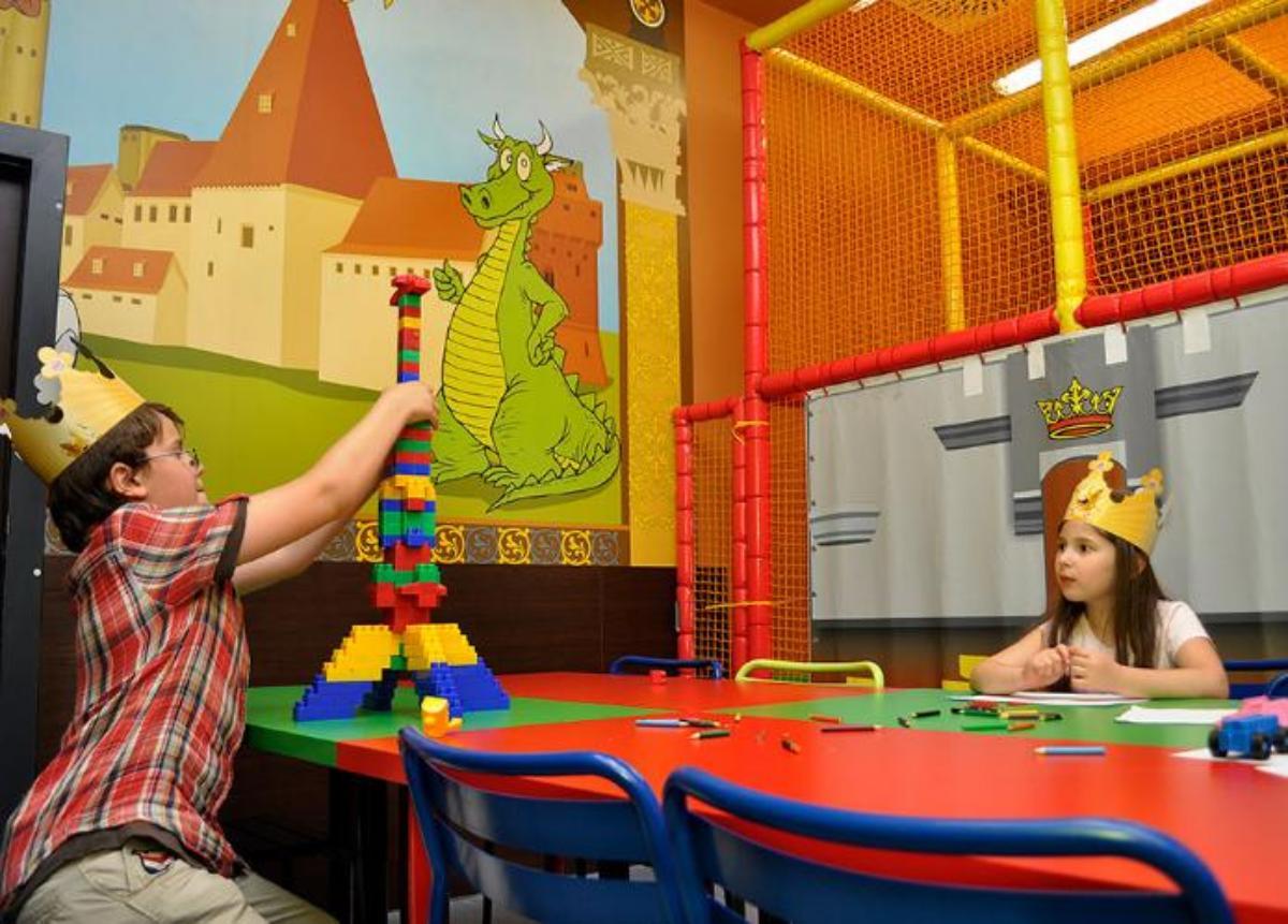 Детский развлекательный центр Hrad Zabavy