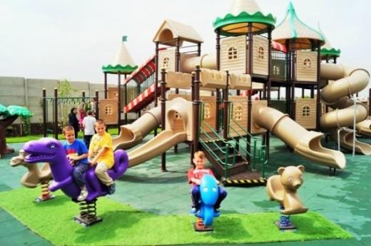 Детский развлекательный центр «Жираф»
