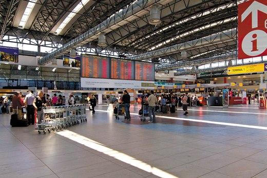 Аэропорт Вацлава Гавела (Рузине)