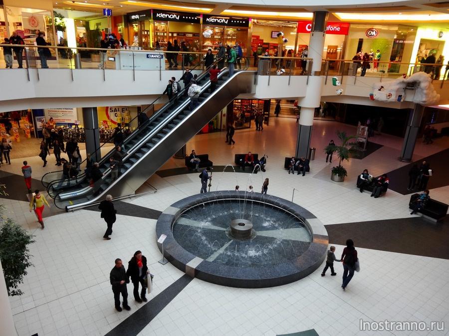 Торговый центр Ходов (Chodov)