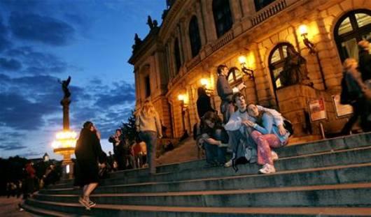 Пражская музейная ночь