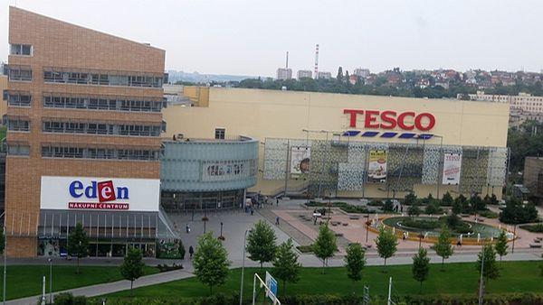 Супермаркеты в Чехии