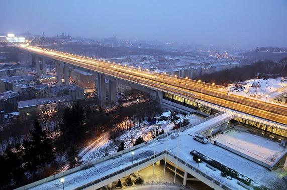 Нусельский мост – мост самоубийц