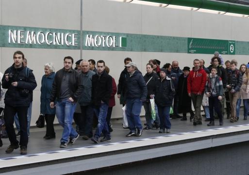 Новые станции метро в Праге