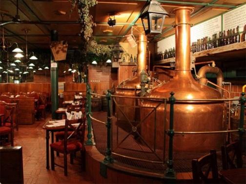 Малые пивоварни Чехии