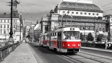 Исторический трамвай №91