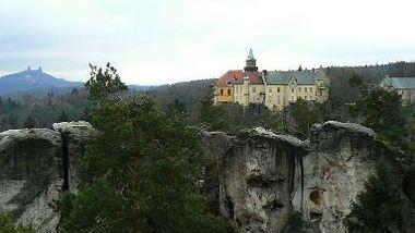 Чешский Рай: путевые заметки неутомимого скалолаза