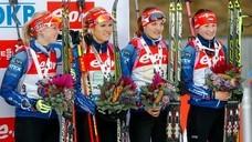 Чешский биатлон