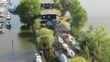 Яхт-клуб в Праге
