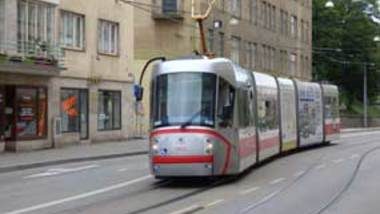 Чешские трамваи