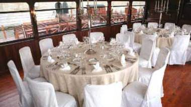 Свадьба на кораблике