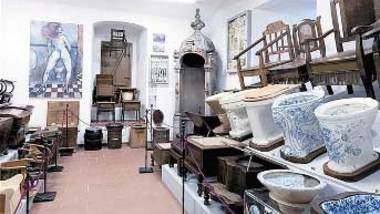 Музей унитазов и ночных горшков