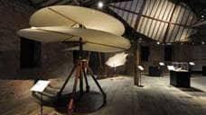 Выставка Леонардо да Винчи в Праге