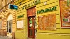 Prehistoric restaurant Pravěk