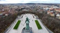Jan Žižka Statue