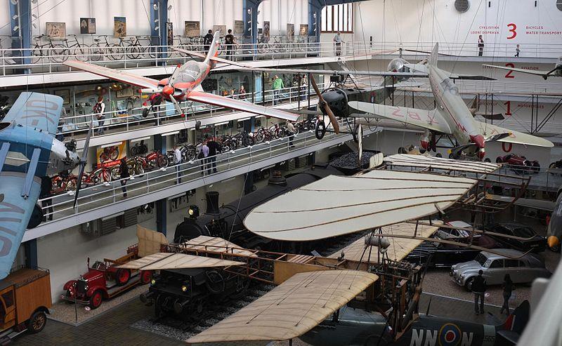 Национальный технический музей- megatour.cz