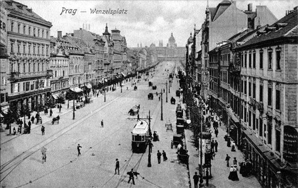 Вацлавская площадь-megatour.cz