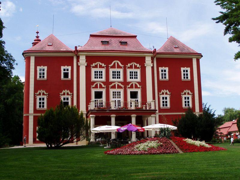 замок Детенице-megatour.cz