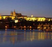 Ночная Прага- megatour.cz