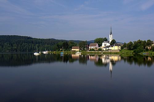 Озеро Липно – царство природной гармонии-megatour.cz