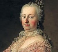 императрица Мария-Терезия- megatour.cz