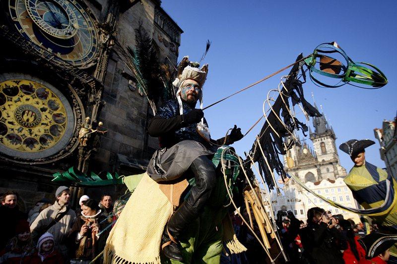 Bohemian Carnevale- megatour.cz