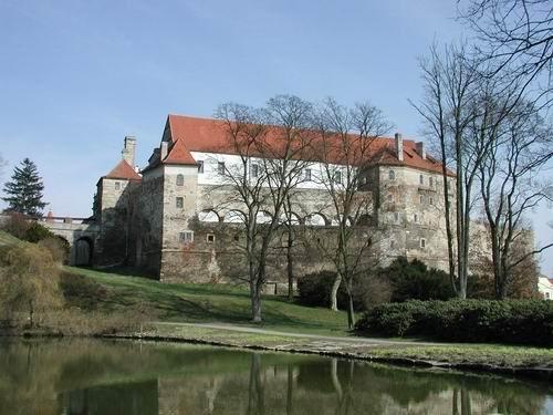 Замок Горшовски-Тын - megatour.cz