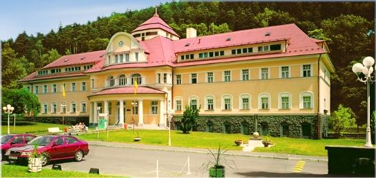 Яхимов –главный радоновый курорт - megatour.cz