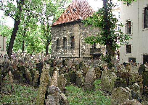 Еврейское кладбище - megatour.cz