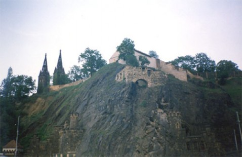 Вышеградская скала-megatour.cz