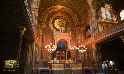Испанская  синагога-megatour.cz