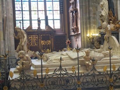 Королевский мавзолей в Праге -megatour.cz