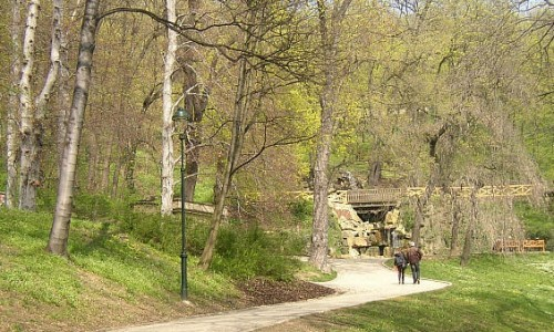 Парк семьи Кинских-megatour.cz