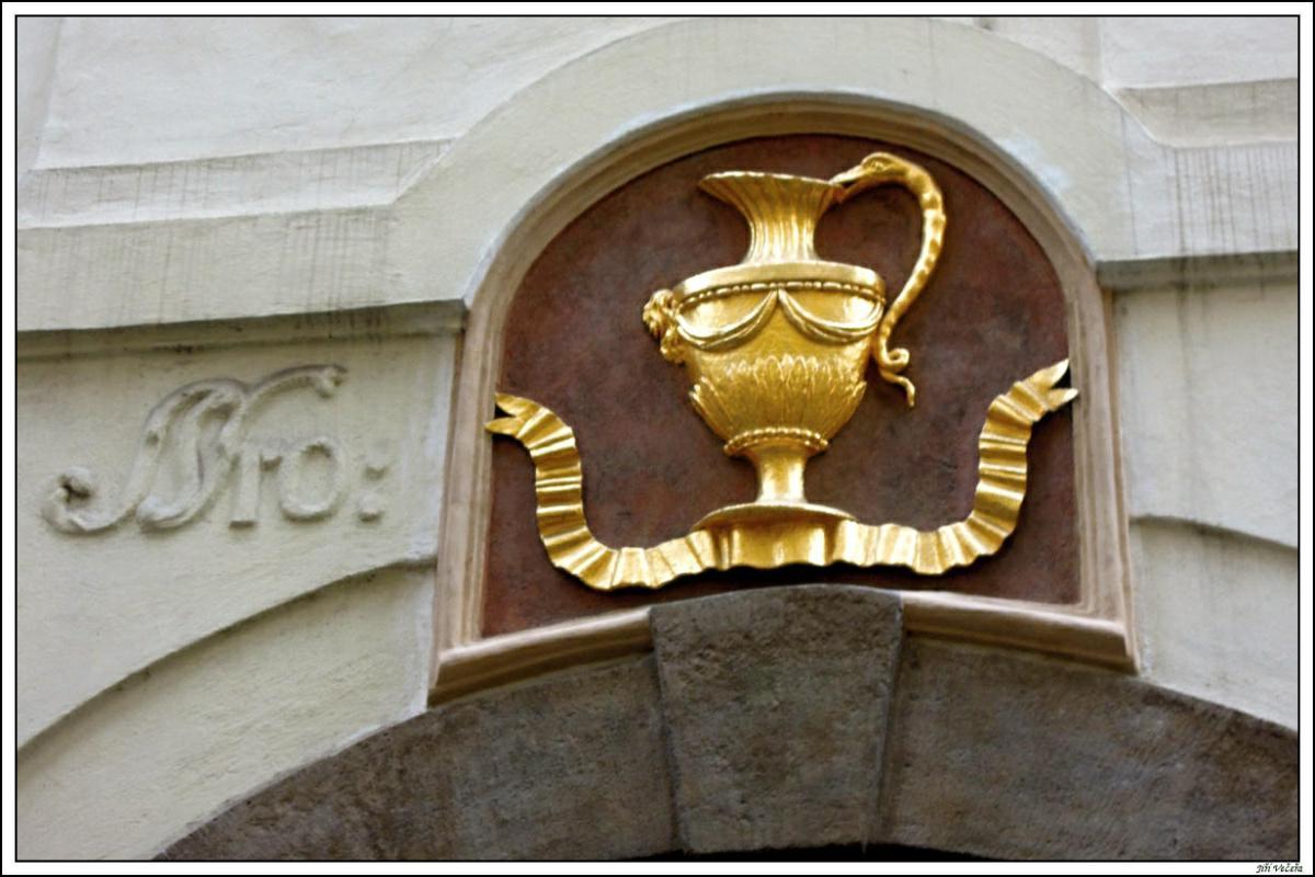 Дом У золотого кувшина
