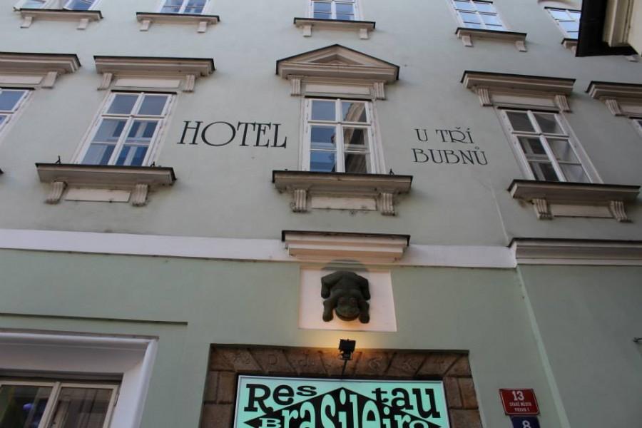 Дом у Зеленой жабы-megatour.cz