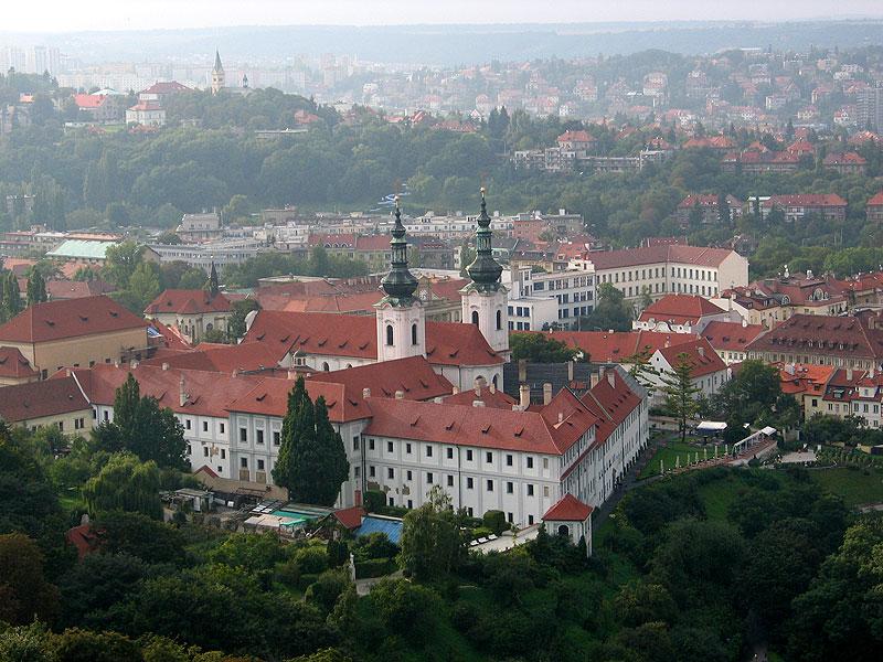 Страговский монастырь-megatour.cz