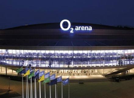 o2 arena -megatour.cz