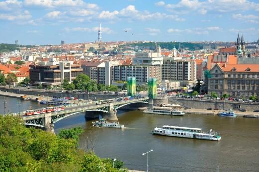 Чехов мост - megatour.cz