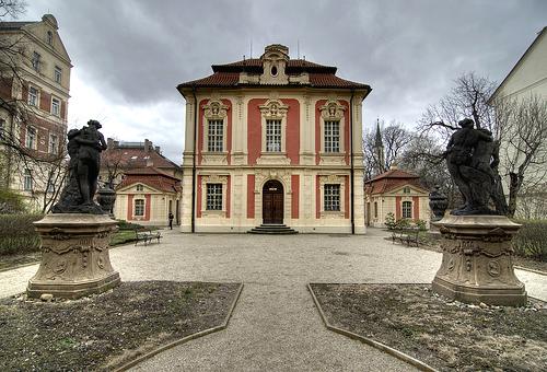 Музей Антонина Дворжака-megatour.cz